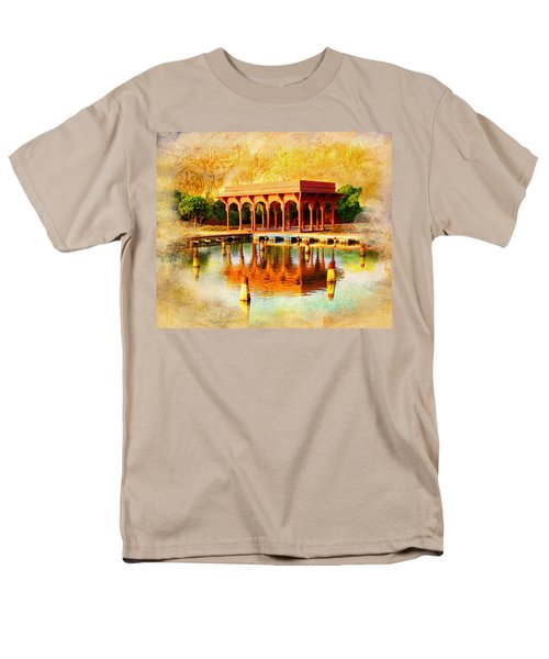 Shalimar Gardens T-Shirt by Catf