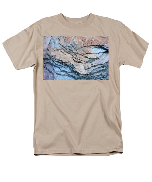 Tahoe Rock Formation T-Shirt by Carol Groenen