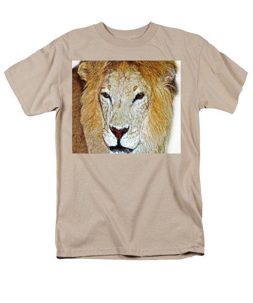 The King T-Shirt by Susan Leggett