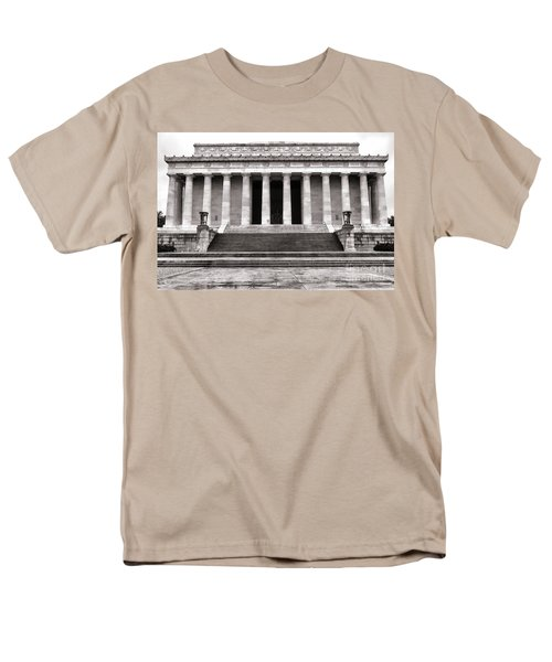 The Lincoln Memorial T-Shirt by Olivier Le Queinec