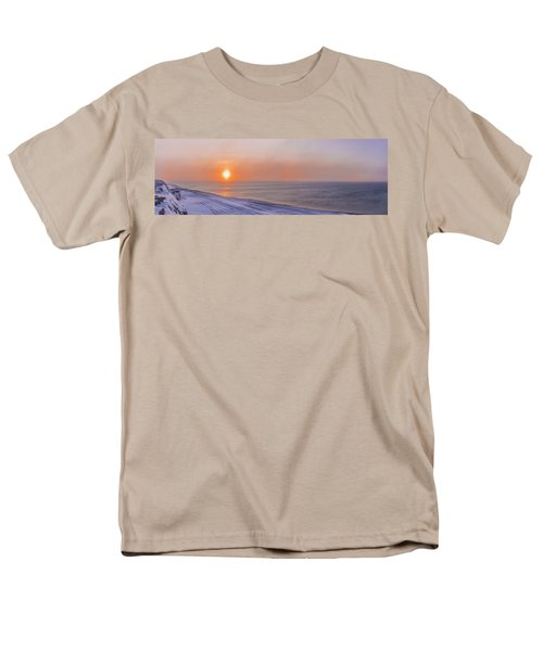 Two Sundogs Hang In The Air Over The T-Shirt by Kevin Smith