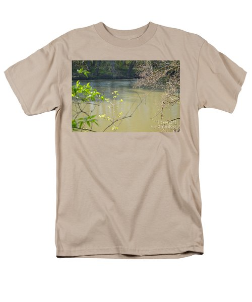 White River T-Shirt by Alys Caviness-Gober