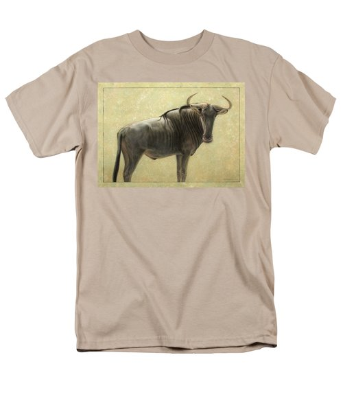 Wildebeest T-Shirt by James W Johnson