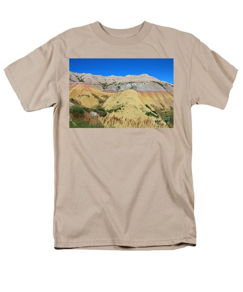 Yellow Mounds Badlands National Park T-Shirt by Jemmy Archer