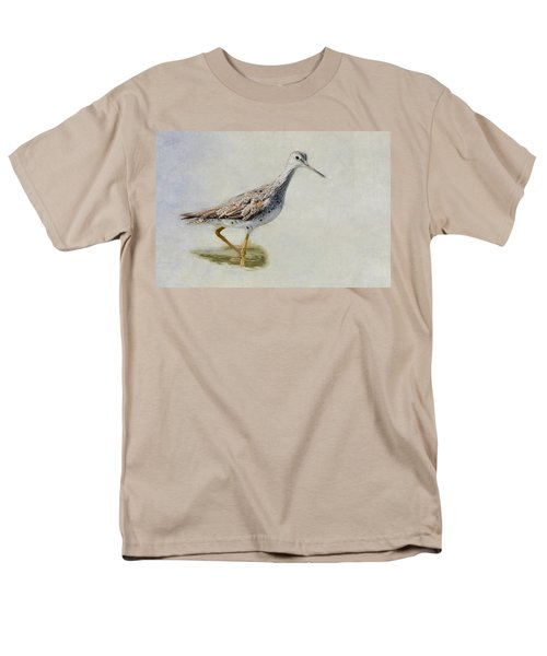 Yellowlegs Men's T-Shirt  (Regular Fit) by Bill Wakeley