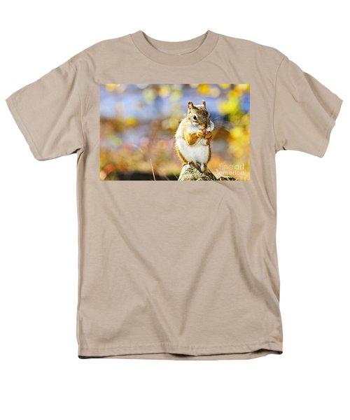 Red squirrel T-Shirt by Elena Elisseeva