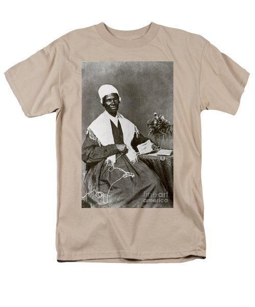 Sojourner Truth, African-american T-Shirt by Photo Researchers