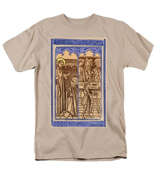 St. Catherine, Italian Philosopher T-Shirt by Photo Researchers