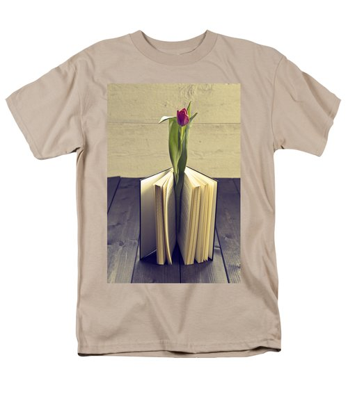 tulip in a book T-Shirt by Joana Kruse