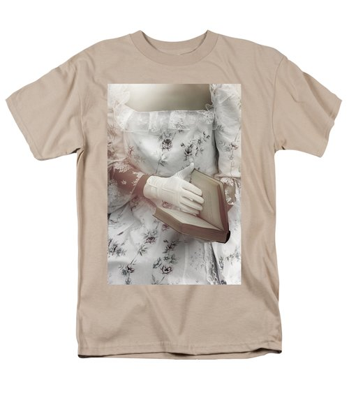 woman with a book T-Shirt by Joana Kruse