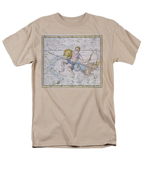 Aquarius And Capricorn Men's T-Shirt  (Regular Fit) by A Jamieson