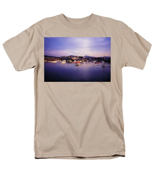 Bray Harbour, Co Wicklow, Ireland T-Shirt by The Irish Image Collection