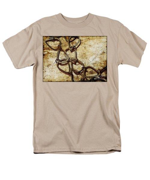 Chain Links T-Shirt by Judi Bagwell