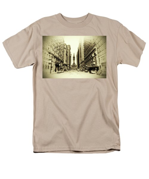 Dreamy Philadelphia T-Shirt by Bill Cannon