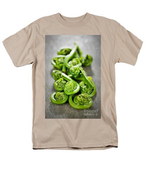 Fiddleheads T-Shirt by Elena Elisseeva