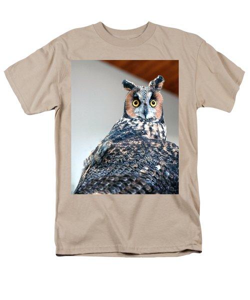 Hooter  T-Shirt by LeeAnn McLaneGoetz McLaneGoetzStudioLLCcom