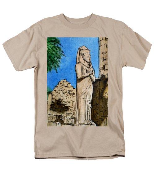 Karnak Temple Egypt T-Shirt by Irina Sztukowski
