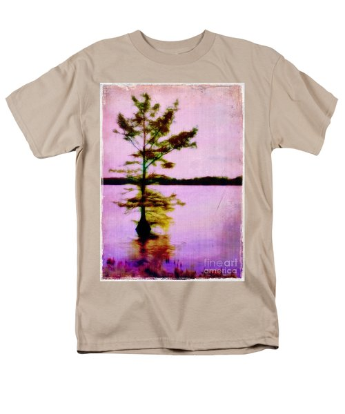 Lone Cypress T-Shirt by Judi Bagwell