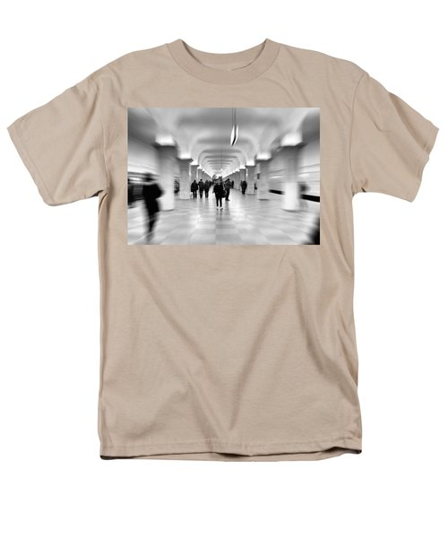 moscow underground T-Shirt by Stylianos Kleanthous