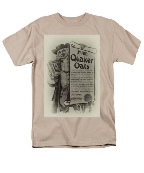 Pure Quaker Oates T-Shirt by Bill Cannon