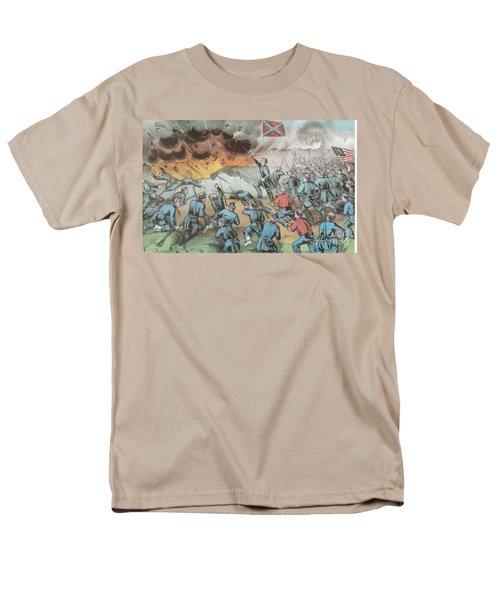 Siege And Capture Of Vicksburg, 1863 T-Shirt by Photo Researchers