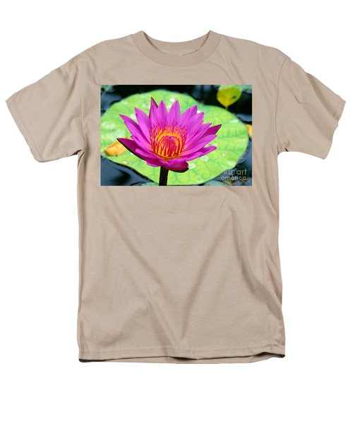 Water Lily T-Shirt by Bill Brennan - Printscapes