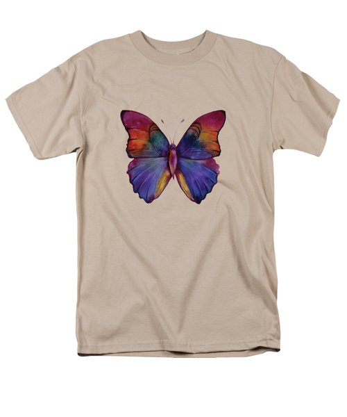 13 Narcissus Butterfly Men's T-Shirt  (Regular Fit) by Amy Kirkpatrick