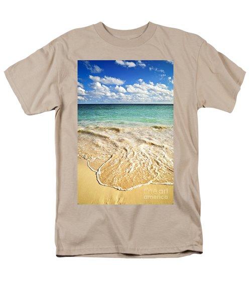 Tropical beach  T-Shirt by Elena Elisseeva