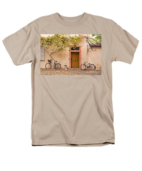 A Back Lane in Speyer T-Shirt by Louise Heusinkveld