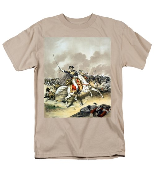 Andrew Jackson At The Battle Of New Orleans T-Shirt by War Is Hell Store