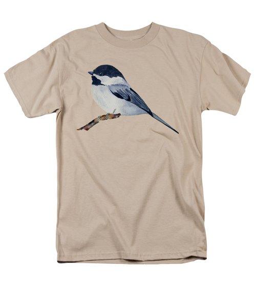 Chickadee Men's T-Shirt  (Regular Fit) by Francisco Ventura Jr