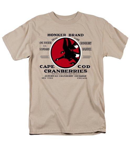 1900 Honker Cranberries Men's T-Shirt  (Regular Fit) by Historic Image
