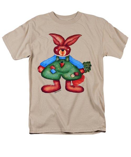 B Is 4bunny Men's T-Shirt  (Regular Fit) by Tami Dalton