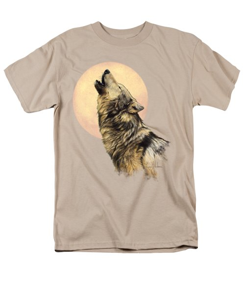 Call Of The Wild Men's T-Shirt  (Regular Fit) by Lucie Bilodeau