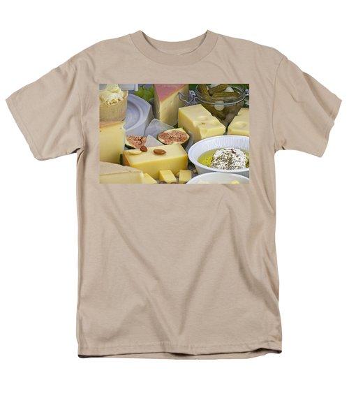 Cheese plate T-Shirt by Joana Kruse