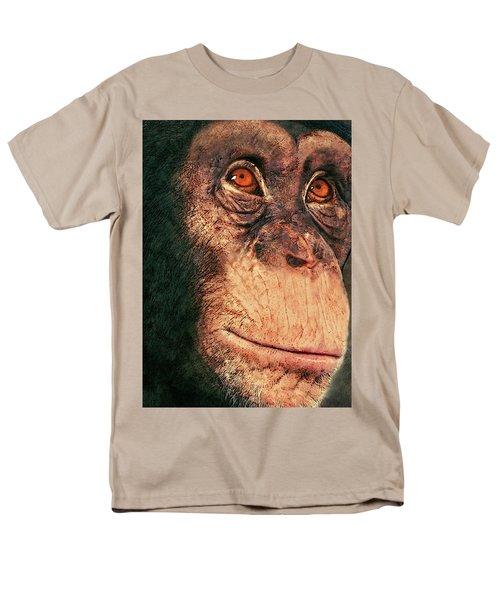 Chimp Men's T-Shirt  (Regular Fit) by Jack Zulli