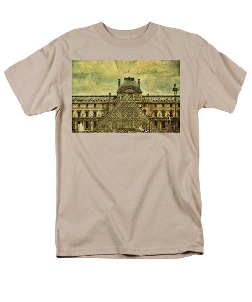 Classic Contradiction Men's T-Shirt  (Regular Fit) by Andrew Paranavitana
