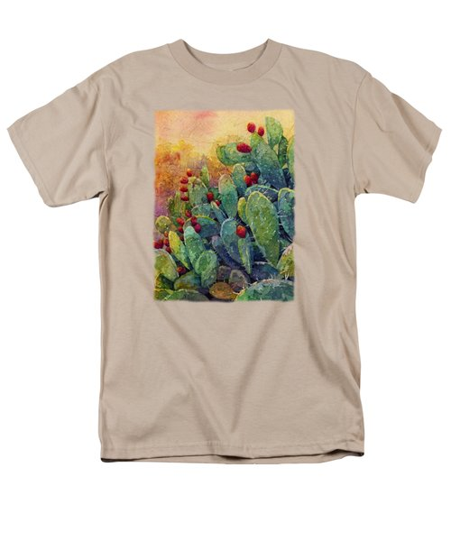 Desert Gems 2 Men's T-Shirt  (Regular Fit) by Hailey E Herrera