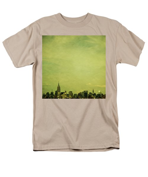 Escaping Urbania Men's T-Shirt  (Regular Fit) by Andrew Paranavitana