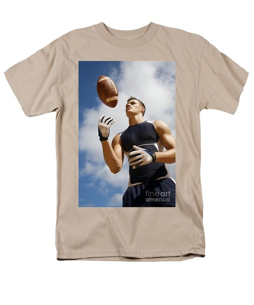 Football Athlete I T-Shirt by Kicka Witte - Printscapes
