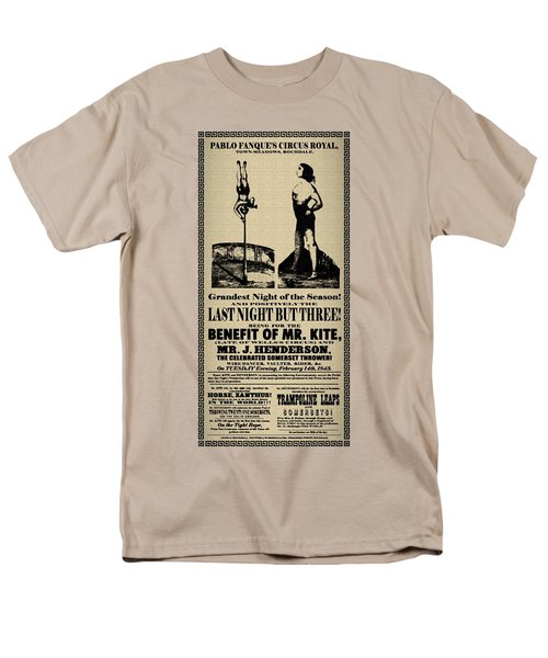 For the Benefit of Mr Kite T-Shirt by Bill Cannon