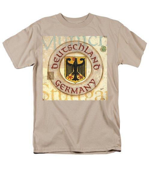 German Coat of Arms T-Shirt by Debbie DeWitt