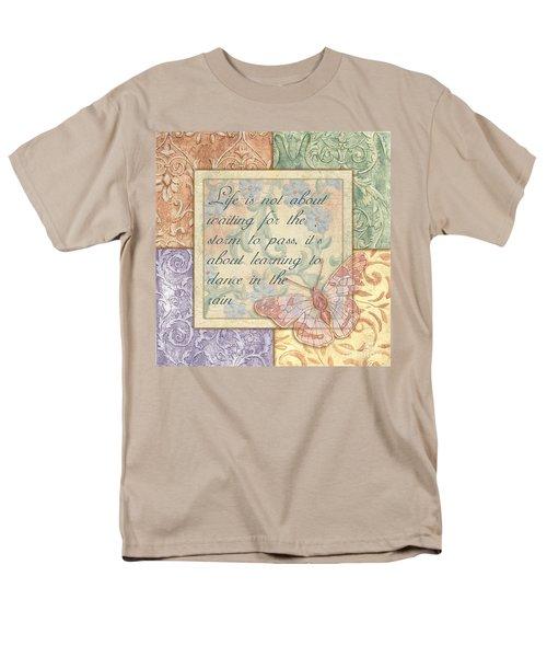 hint of spring butterfly 2 T-Shirt by Debbie DeWitt