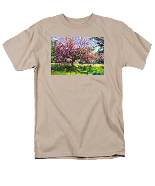 In Love with Spring T-Shirt by Jane Small