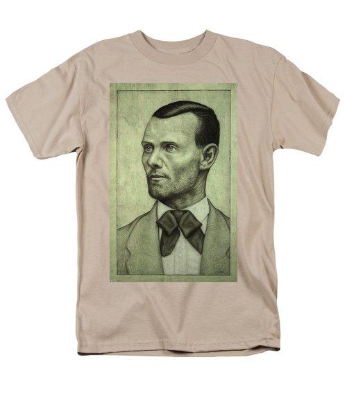 Jesse James T-Shirt by James W Johnson