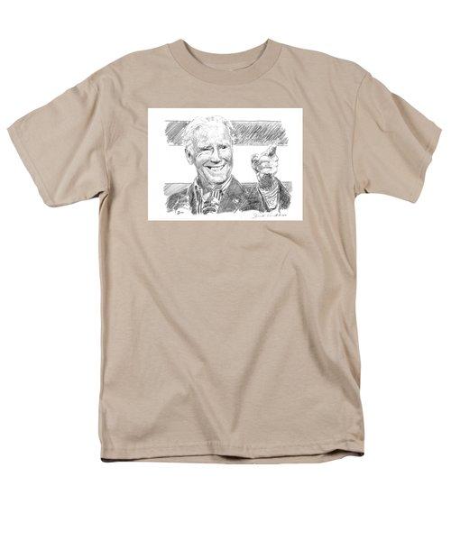 Joe Biden Men's T-Shirt  (Regular Fit) by Shawn Vincelette