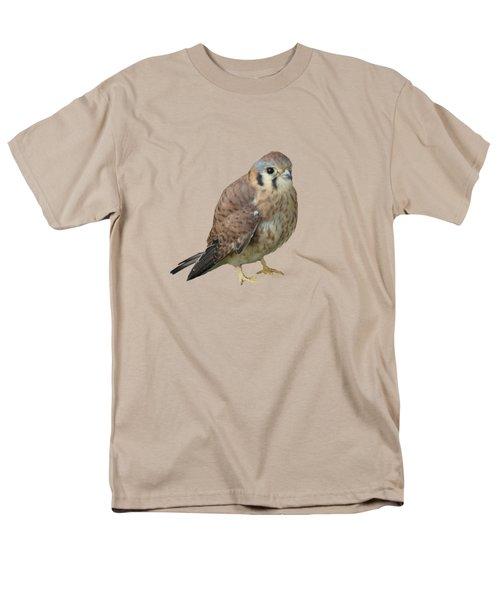 Kestrel Men's T-Shirt  (Regular Fit) by Laurel Powell
