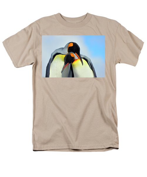 King Penguin T-Shirt by Tony Beck