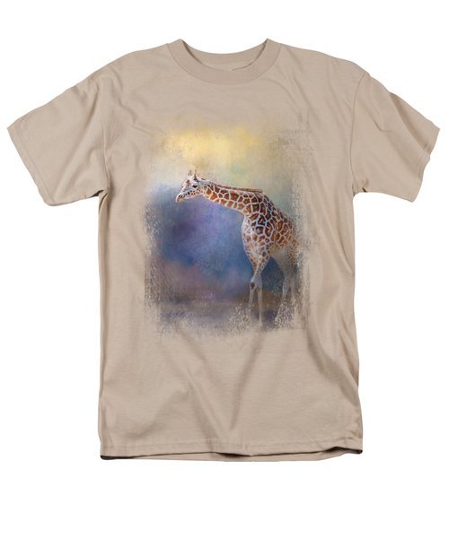 Let The Sun Shine In Men's T-Shirt  (Regular Fit) by Jai Johnson