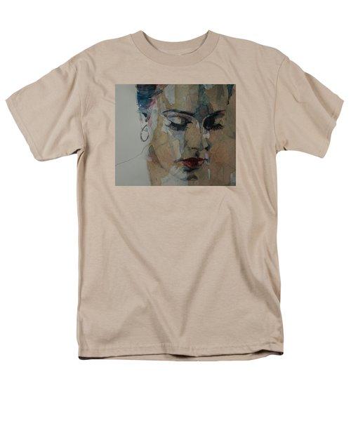 Make You Feel My Love Men's T-Shirt  (Regular Fit) by Paul Lovering